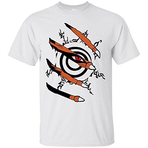 Funny Naruto Apparel -Kurama Claw Naruto
