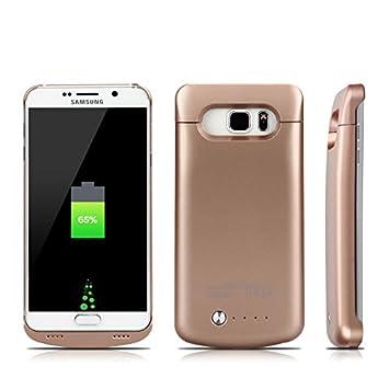 Runbiu Funda Cargador Portatil para Samsung Galaxy Note 5 ...