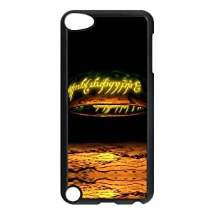 Great The Lord of Rings TPU Covers Cases Accessories for Apple iPod Touch 5