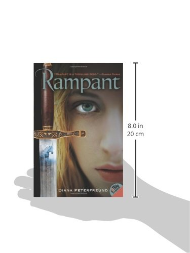 Rampant (Killer Unicorns): Amazon.es: Diana Peterfreund: Libros en idiomas extranjeros