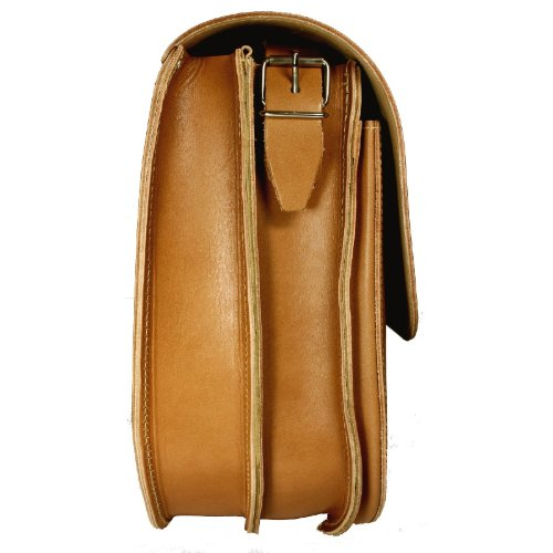 In Very Germany Spaciosa Satchel Quality Bag Brown High Color Delara Made Leather FwIxvaqI1