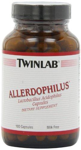 Twinlab AllerDophilus, lait