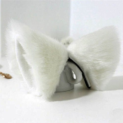 Best And Worst Cosplay Costumes (NPLE--New Cosplay Party's Cat Fox Long Fur Ears Anime Neko Costume Hair Clip popular)