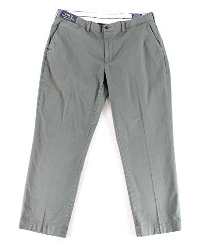 Vintage Twill Flat Front Pants - 8
