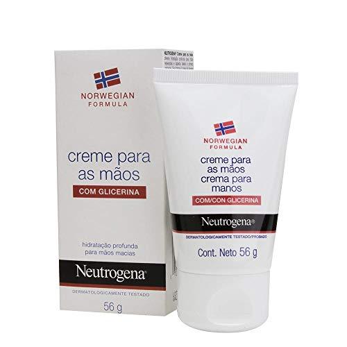 Creme Hidratante para as Mãos Neutrogena Norwegian, 56g