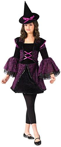 Hocus Pocus Witch Child Large 12-14 Costume (Hocus Pocus Witch Childrens Costume)