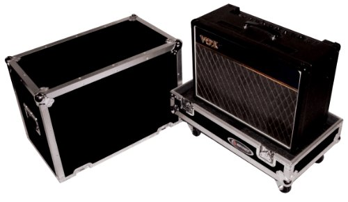 Amplifier Case Combo (Odyssey FZGC112W Flight Zone 1 X 12 Speaker Guitar Combo Amp Ata Case With Wheels)