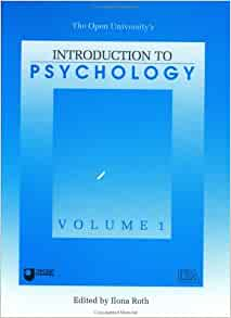 Amazon.com: Introduction To Psychology: Vol 1 (Open ...