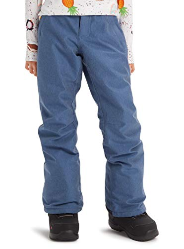 Burton Two Light - Burton Kids & Baby Little Kids Sweetart Snow Pant, Light Denim, Small