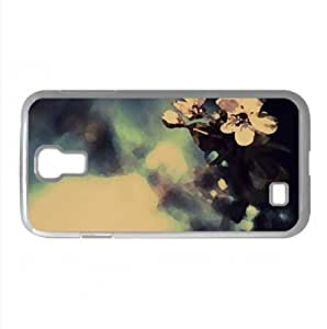 Blossom Close-Up Watercolor style Cover Samsung Galaxy S4 I9500 Case (Spring Watercolor style Cover Samsung Galaxy S4 I9500 Case)