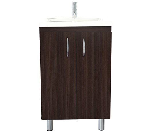 Inval America GBP-028 Classic Contemporary Style Bathroom Vanity