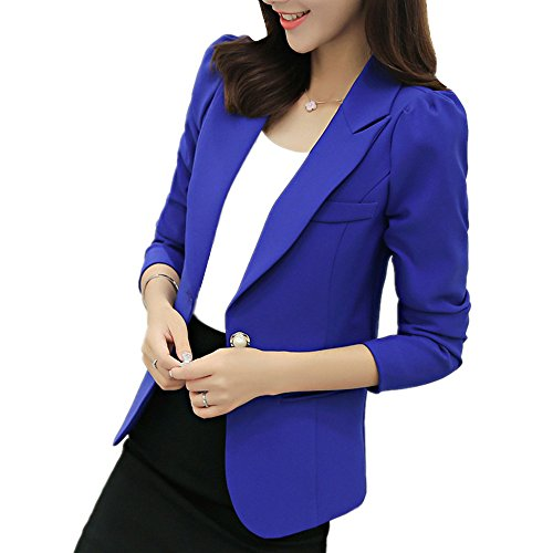 mikty-casual-work-office-blazer-one-button-jacket-for-women-and-juniors-2-royal-blue-m