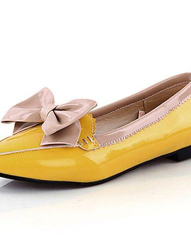 mujer PDX zapatos charol de de tal OwASqYt