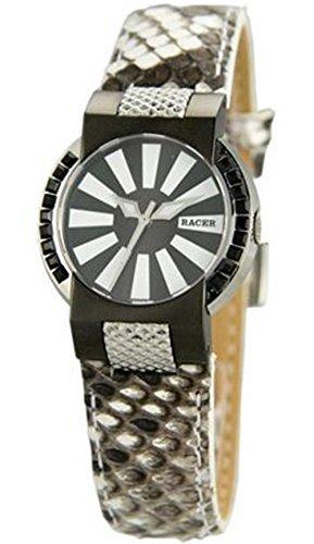L33750-2 Reloj Racer Mujer, caja PVD, correa de piel, garantía 2 años.: Amazon.es: Relojes
