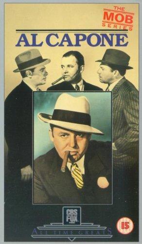 Al Capone [Reino Unido] [VHS]: Amazon.es: Rod Steiger, Fay ...