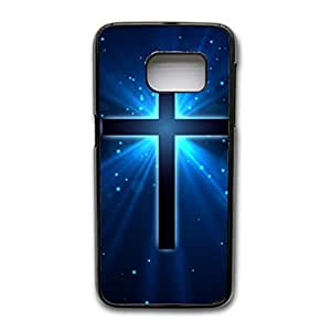 Samsung Galaxy S7 Edge Delicate Design Cover Case Christian Cross Pattern Samsung Galaxy S7 Edge Phone Case