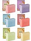 Natural Handmade Essential Oil Soap Bars Gift Set
