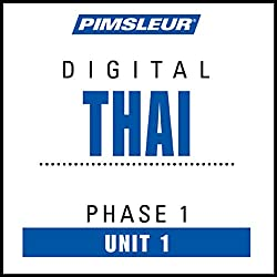 Thai Phase 1, Unit 01