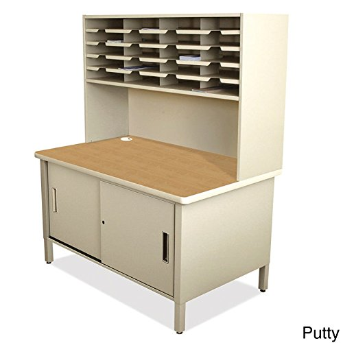 Mailroom 20 Slot Organizer with Cabinet Finish: Putty by Marvel