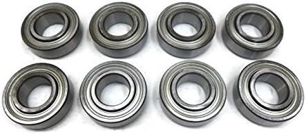EXMARK TORO Spindle Bearing 103-2477 RA100RR7 You get 6 bearings