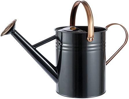 Gardman Regadera Vintage de Metal de 4, 5 litros (1 galón) (Negra): Amazon.es: Jardín