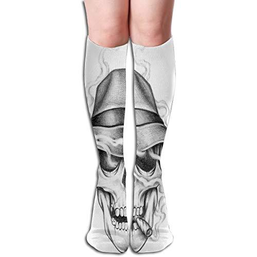 Socks Skull Wallpapers Trendy Womens Stocking Decoration Sock Clearance For Girls