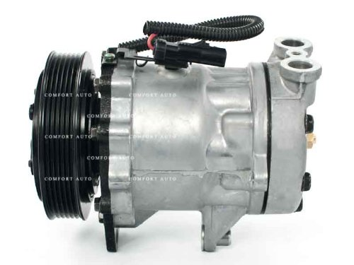 Amazon.com: 2002 - 2003 Dodge Dakota Durango Ram 1500 New AC Compressor With 1 Year Warranty: Automotive