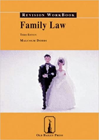 Family Law Revision Workbook (Old Bailey Press Revision