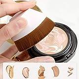 Foundation-Makeup-Brush Flat Top Make-Up Brushes 10