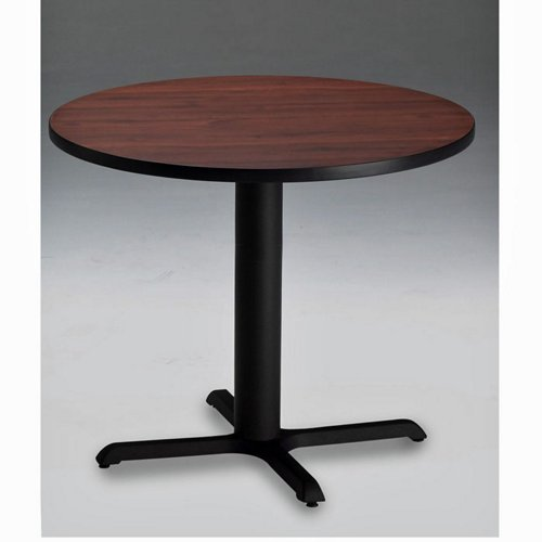 Mayline Bistro Collection Round Break Room Table - 36