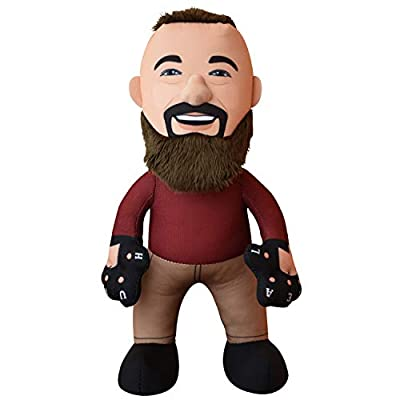 Bleacher Creatures WWE Bray Wyatt Bundle: The Fiend Times Two-10 Plush Figures-Wrestling Superstars for Play and Display: Toys & Games