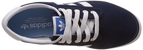 Blau Navy adidas Erwachsene Laufweiß Turnschuhe Collegiate für Bluebird Unisex Originals Kiel Ftw WYw7q8Yap