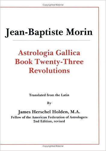 astrologia gallica