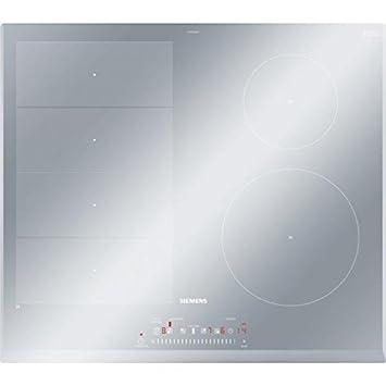 Siemens Ex659feb1f Table De Cuisson A Induction 4 Zones 7400w
