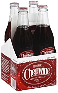 product image for Cheerwine Soda Glass, 48 oz