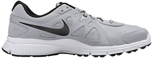 Heren Nike Revolutie 2 Loopschoen Wolf Grijs / Zwart / Wit