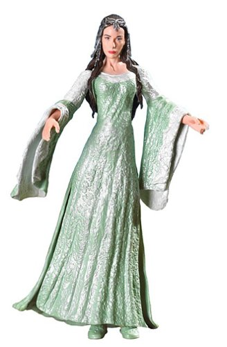 Lord of the Rings Return of the King Arwen in Coronation Gown -