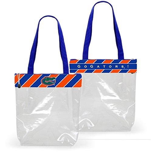 Desden Florida Gators Clear Gameday Stadium Tote Bag by Desden