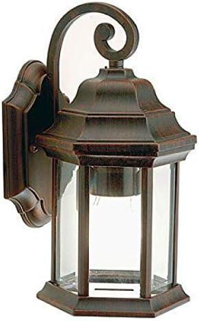 Applique da esterno Lampada a Parete Lanterna da Muro Giardino Alluminio Sovil