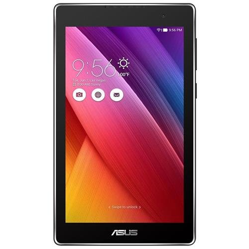 ASUS Zenpad 7″ (1024X600)  16GB Black Tablet – Z170C-A1-BK