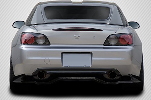 Carbon Creations Replacement for 2000-2009 Honda S2000 VT Rear Diffuser - 1 Piece
