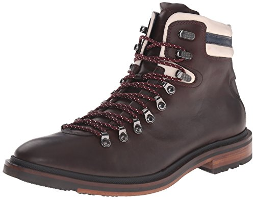 Cole Haan Mens Cranston Hiker Winter Boot Cordovan