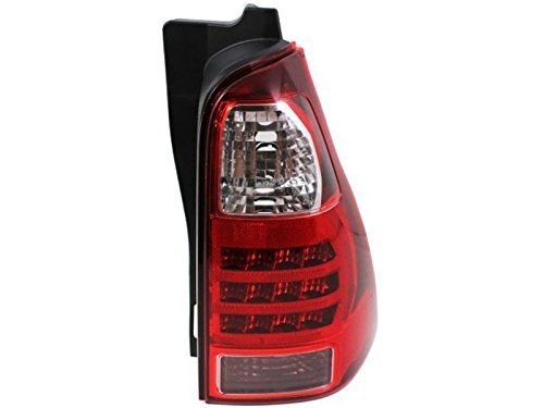 OE Replacement Toyota 4-Runner Passenger Side Taillight Assembly (Partslink Number TO2801172)