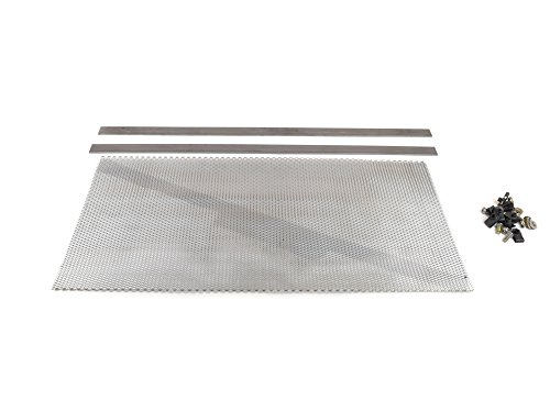 Canton Racing 20-906 Windage Tray (Kit Universal Screen Welding Required)