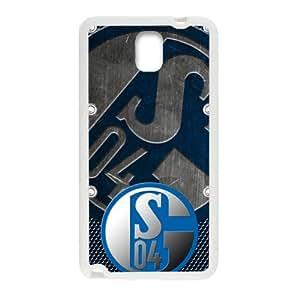 The Deutschland Fussball FC Gelsenkirchen Schalke 04 Cell Phone Case for Samsung Galaxy Note3