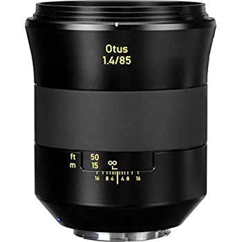Zeiss Otus 85mm f/1.4 Apo Planar T ZE Manual Focus Lens (Canon EOS-Mount)