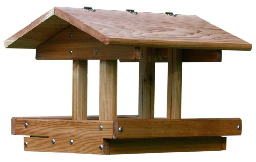 Stovall 21F Deluxe 4 Sided Feeder with Perforated Plastic Bottom Review