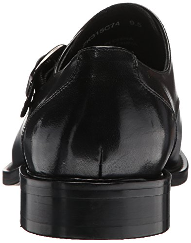 Zanzara Mens Darwin Oxford Nero