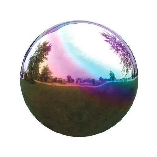 The Excellent Quality 10'' Globe Rainbow by Very Cool Stuff