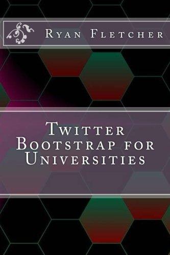Download Twitter Bootstrap for Universities ebook